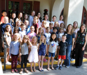 Week One of Shemer Art Center 2019 Summer Camp